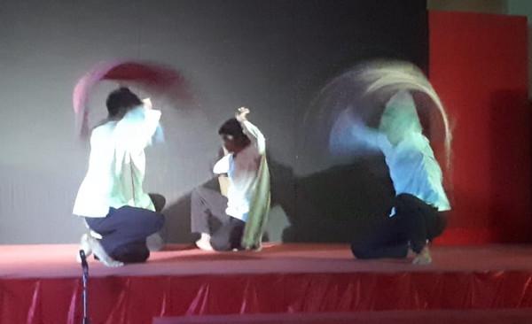 Sanjayo Art Meriahkan  Pembukaan Festival Teater Islam Dunia