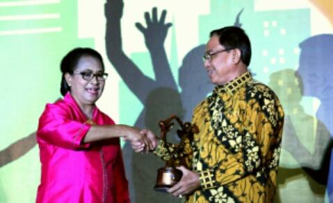 Inhil Raih Penghargaan Kota Layak Anak 2018 Kategori Pratama