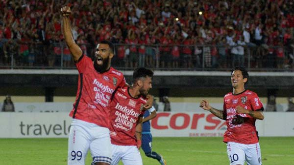 Bali United Vs Sriwijaya FC 3-2, Widodo: Kami Enak Ditonton