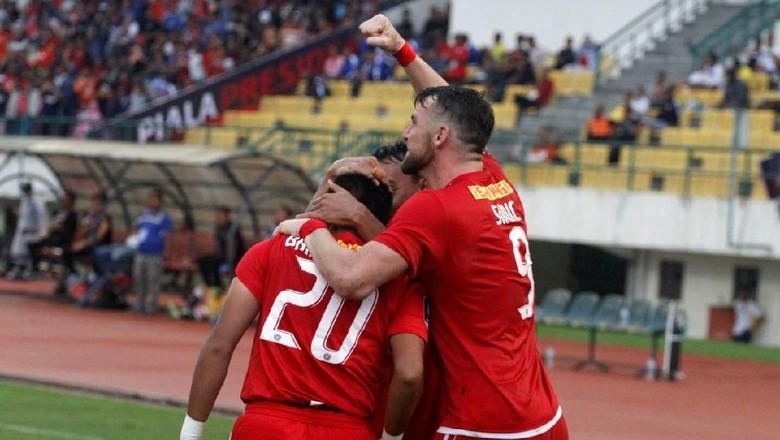 Gol Bepe Jadi Penentu Langkah Persija ke Semifinal
