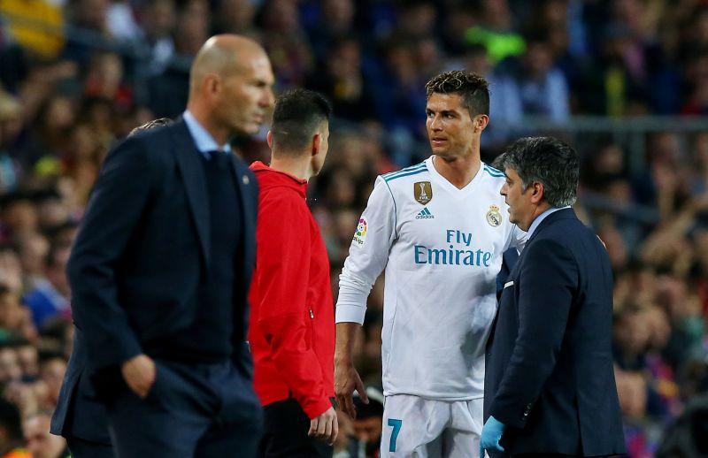 Zidane Pastikan Ronaldo Tampil di Final Liga Champions