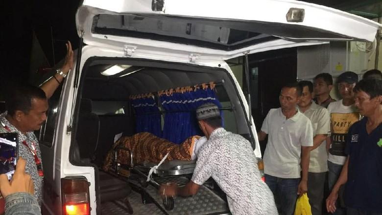 4 Jasad Terduga Teroris di Riau Telah Diambil Keluarganya