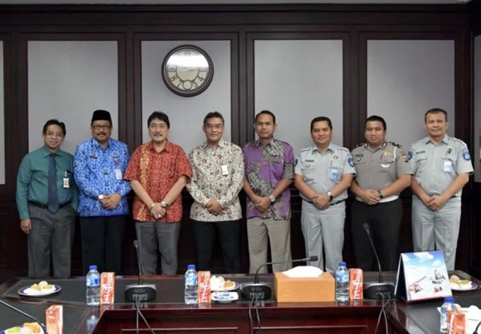 E-Samsat Segera Diluncurkan di Riau Melalui BRK