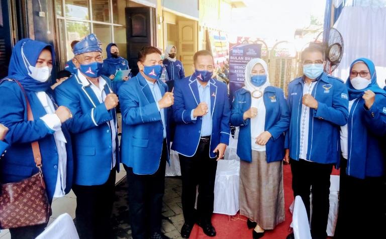 Partai Demokrat Bertekad 'Membirukan Langit' Indonesia di Tahun 2024