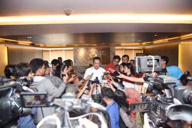 Ketua DPR Tegaskan Indonesia Darurat Terorisme