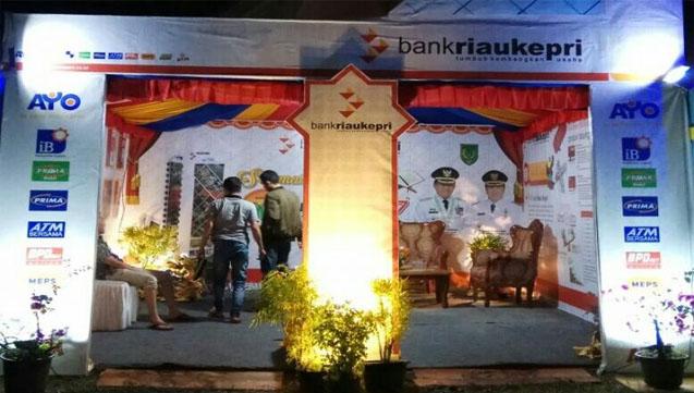 PT Bank Riau Kepri Turut Meriahkan MTQ Inhil ke-48