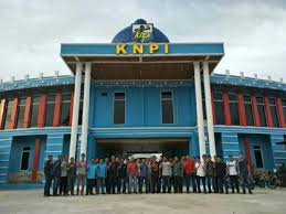 Pekerjaan  Rehabilitasi Gedung KNPI Bengkalis Dicurigai Sarat Korupsi