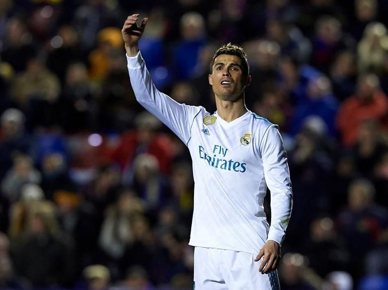 'Ronaldo Akan Cetak Gol Cepat atau Lambat'