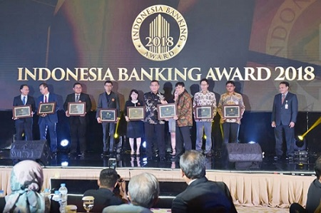 BRK Raih Penghargaan Tertinggi Best Bank in Digital Service