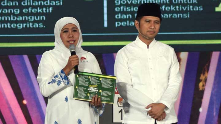 Pengakuan Khofifah Soal Dukungannya ke Jokowi dan Pesan Gus Dur