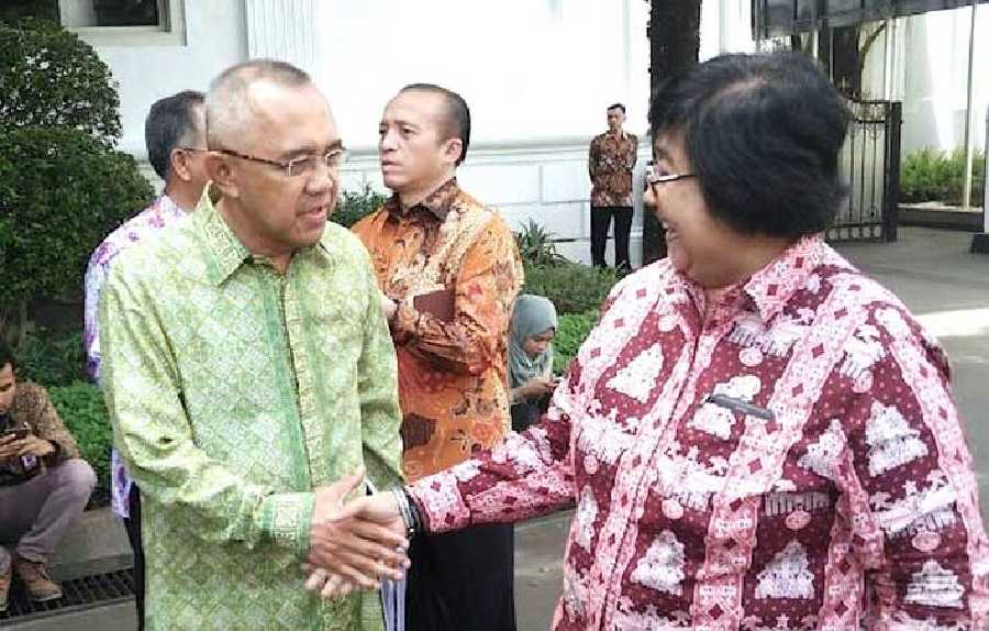 KPK Siap Fasilitas Pembahasan RTRW Provinsi Riau