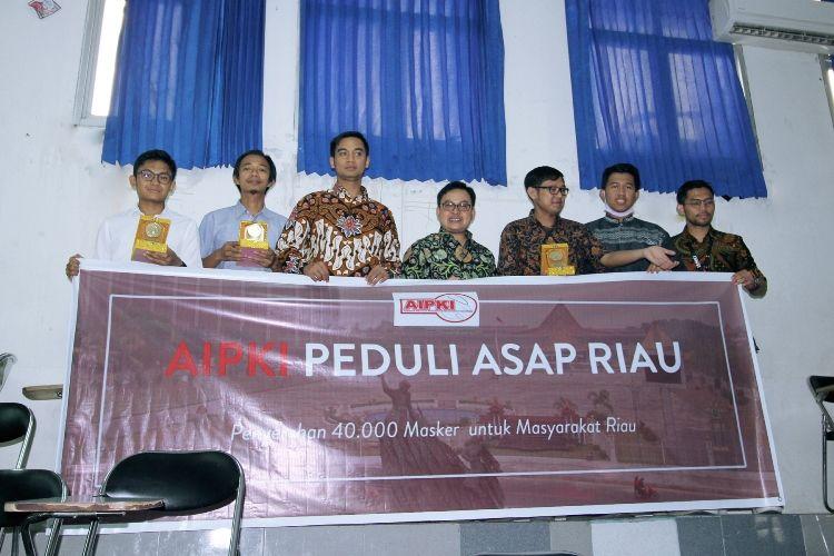 Fakultas Kedokteran Unri Bentuk Tim Satgas Tanggap Kabut Asap Riau