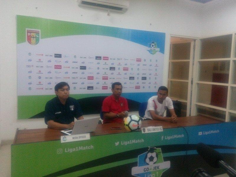 Tekad Bali United Menang di Markas Mitra Kukar