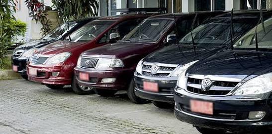 Pemkab Pelalawan Lelang Puluhan Mobil Dinas