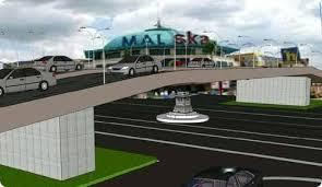 Flyover perempatan SKA dan Simpang Pasar Pagi Arengka Akhir Tahun Selesai