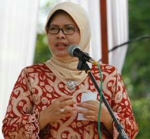 Akhirnya Septina Primawati Rusli Direstui Posisi Ketua DPRD Riau