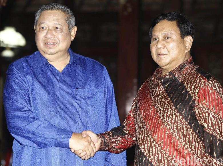 SBY Dirawat di RSPAD, Pertemuan dengan Prabowo Diundur
