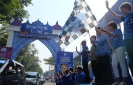 XL Axiata Berangkatkan 1.300 Mitra Penjual Pulsa Mudik