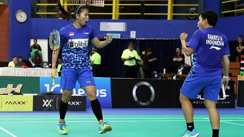Tim Putri Indonesia ke Semifinal