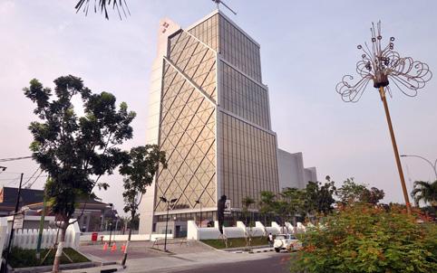 Bank Riau Kepri RUPS-LB di Gedung Baru