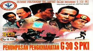Danrem 031 Wirabima Putar Film Penumpasan PKI 30 September Mendatang