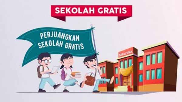 Pemprov dan DPRD Riau Targetkan Tahun 2020 SMA/SMK di Riau Gratis