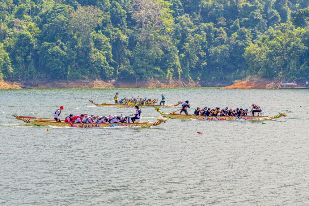 Tour de Siak dan Festival Dragon Boad di Kampar Batal Digelar Tahun Ini