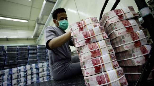 Utang Pemerintah Naik Rp.3.000 Triliun