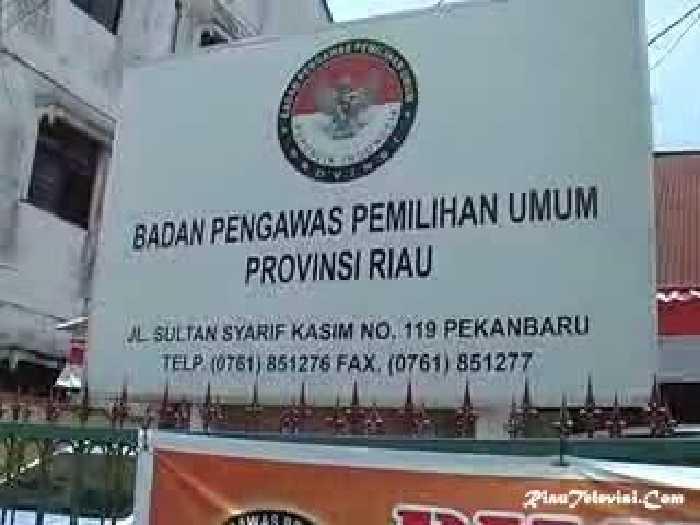 Bentuk Panwaslu Pilkada 2018, Bawaslu Riau Tunggu PKPU