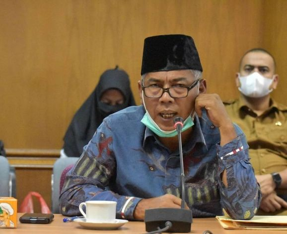 Mitra Komisi V DPRD Riau Masih Ada yang Usulkan Rancangan Kegiatan Seremonial