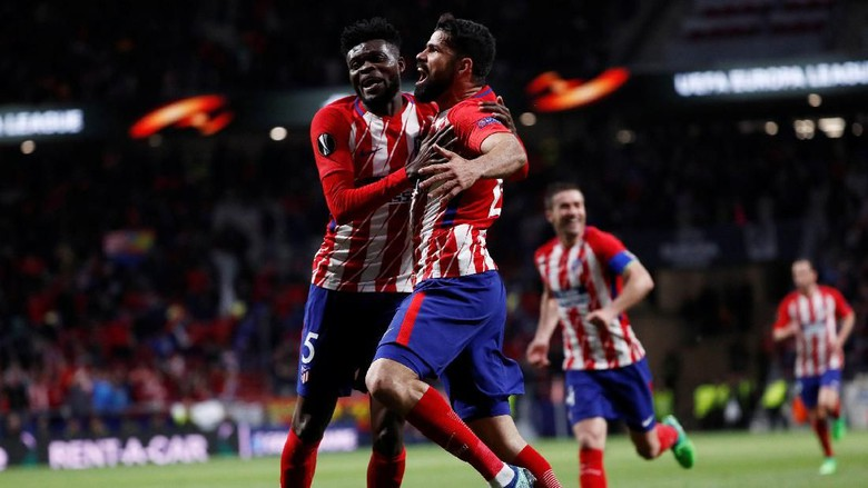 Singkirkan Arsenal, Atletico ke Final Liga Europa
