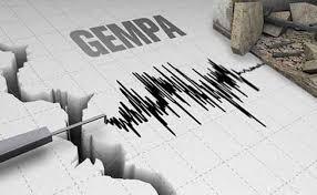 Pagi Ini, Gempa 5,7 SR Kembali Guncang Sukabumi