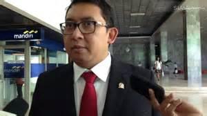 Fadli Dukung Wacana Apartemen Buat Anggota DPR Di Bekas Taman Ria