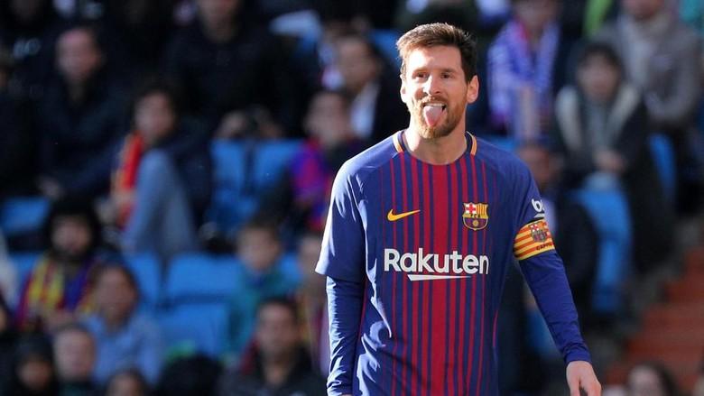 Soal Inter Datangkan Messi, Ini Kata Zanetti