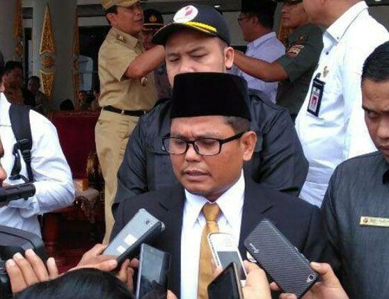 Rusidi : Kami Rokemendasikan 112 TPS  PSU dan Lanjutan  Di Riau.