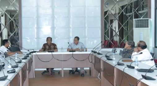 Komisi IV DPRD Bengkalis Konsultasi ke Disdik Riau