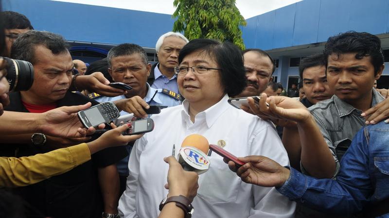 Menteri LHK: Merendahkan Kewibawaan Negara