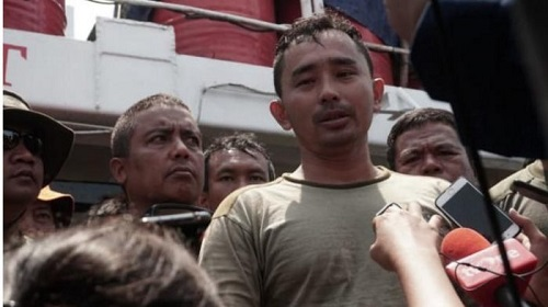 Anggota TNI Asal Dumai, Penemu Black Box JT 610