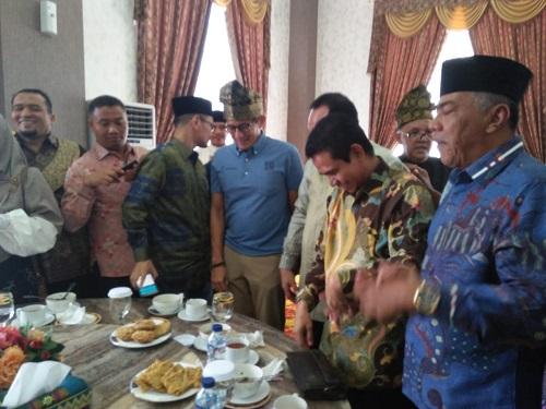 Tim Prabowo Sandi Riau Nilai Teguran Kemendagri Lambat