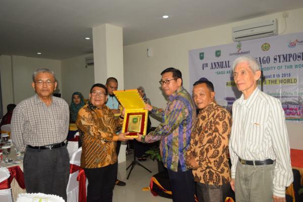 Sagu Riau Untuk Sumber Protein Baru di Dunia