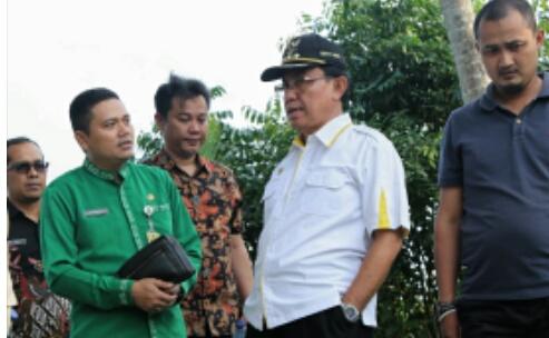 Tidak Akan Diskriminatif, HM Wardan Ajak Masyarakat Kerjasama Bangun Daerah