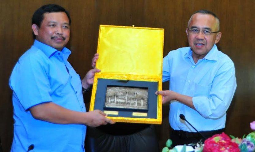 Finalisasi RTRW Prov Riau Terus Digesa