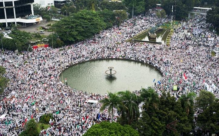 Buruh Minta Polisi Tak Halangi Demonstrasi di Istana Negara