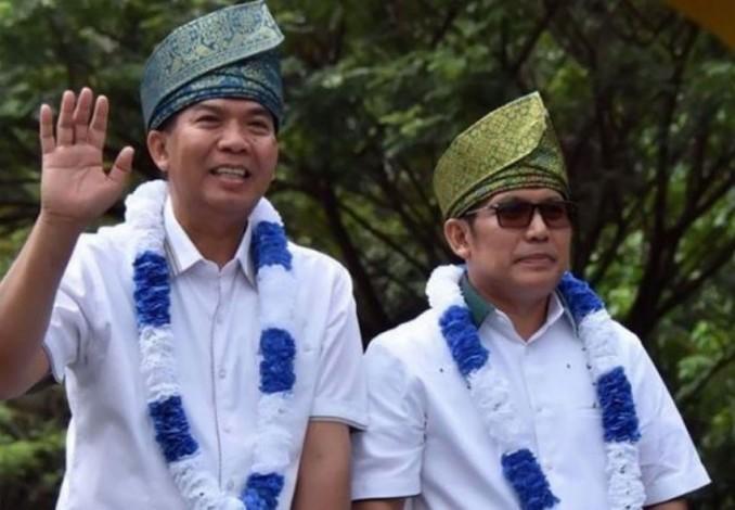 Panglima DPP LMR Ajak Warga Dukung Firdaus-Rusli Effendi