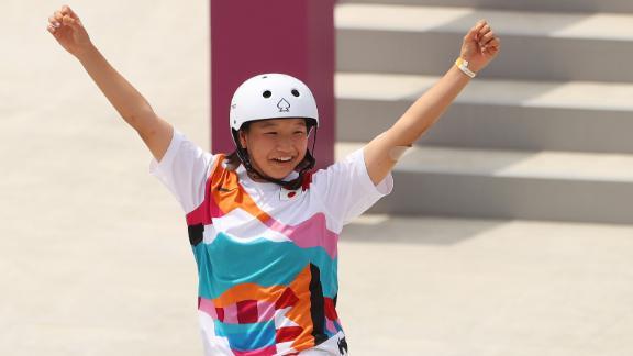 Luar Biasa, Bocah Ini Jadi Peraih Emas Termuda di Olimpiade 2020