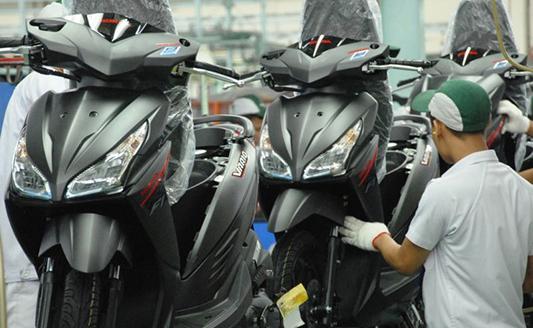 Honda Luncurkan Skutik New Vario eSP