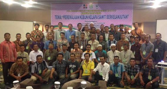 Pelatihan Petani Asal Siak Resmi Ditutup
