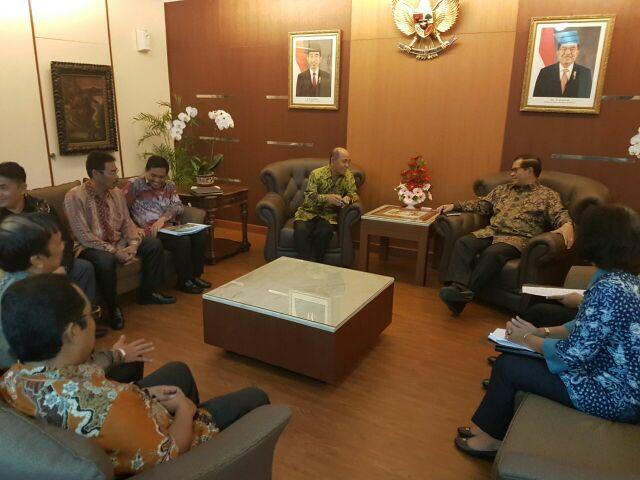 Bupati Harris Undang Presiden Resmikan ST2P Tekhno Park Pelalawan