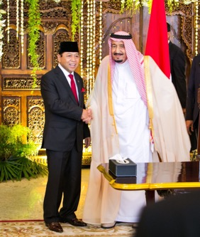 Novanto: Kuota Haji & TKI Jadi Fokus Kerja Sama Indonesia-Arab