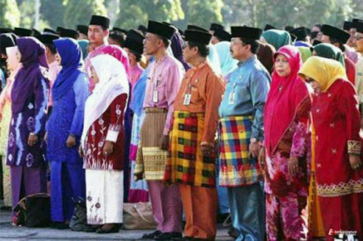 ASN di Siak Diwajibkan Pakai Pakaian Melayu 1-12 Oktober
